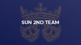 Sun 2nd Team