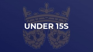 Earlswood CC - Under 15s