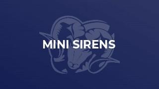 Mini Sirens