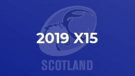 2019 X15