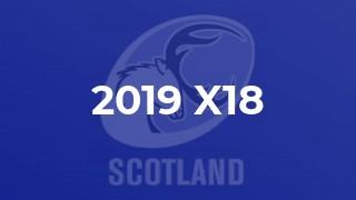2019 X18