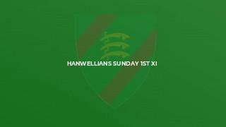 Hanwellians Sunday 1st XI