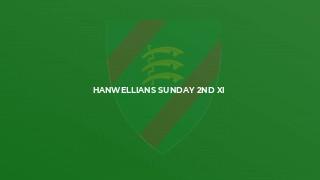 Hanwellians Sunday 2nd XI