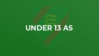 Under 13 As