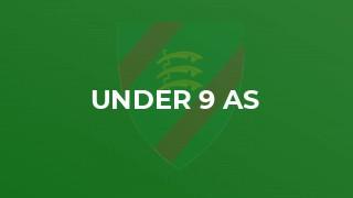 Ealing U9A vs Acton U9A