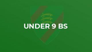 Under 9 Bs