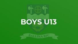 Boys U13