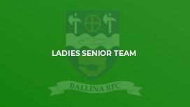 Ladies Senior Team