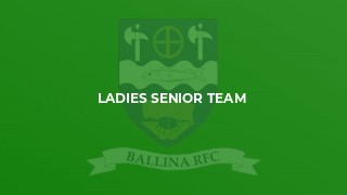 Ladies Senior Team