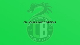 CB HOUNSLOW 11 GREENS