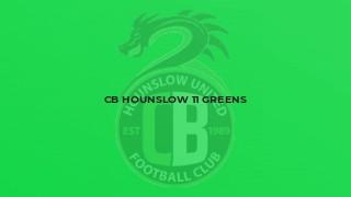 CB HOUNSLOW 11 GREENS