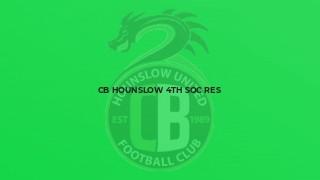 CB hounslow 4th Soc Res