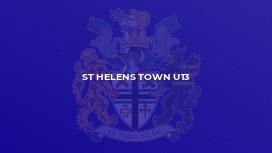 St Helens Town U13