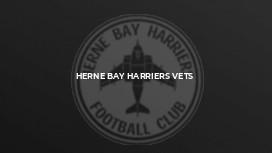 Herne Bay Harriers Vets