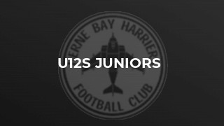 u12s Juniors