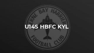 u14s HBFC KYL