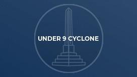 Under 9 Cyclone