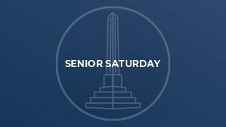 Senior Saturday