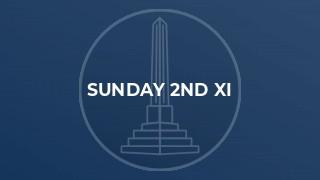 Sunday 2nd XI