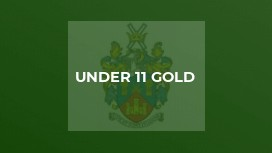 Under 11 Gold