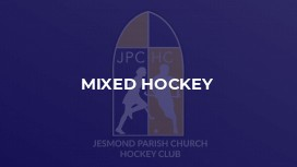 Mixed Hockey