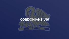 Gordonians U16