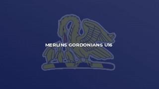 Merlins Gordonians U16