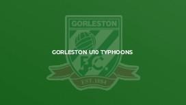Gorleston U10 Typhoons