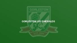 Gorleston U12 Emeralds