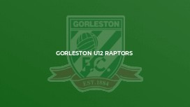 Gorleston U12 Raptors