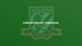Gorleston U13 Tornados