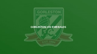 Gorleston U12 Emeralds
