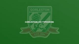 Gorleston U12 Typhoons