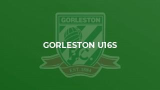 Gorleston U16s