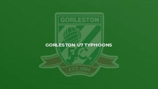 Gorleston U7 Typhoons