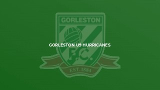 Gorleston U9 Hurricanes
