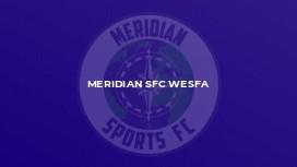 MERIDIAN SFC WESFA