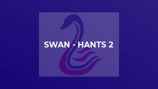 Last match of 2018 for Swan 2