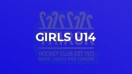 Girls U14