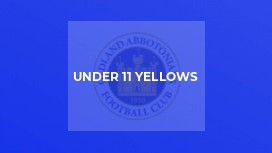 Under 11 Yellows