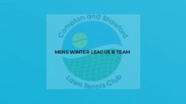 Mens Winter League B team