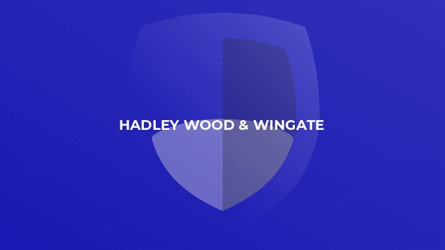 Hadley Wood & Wingate 3 - 0 Arlesey Town Reserves