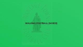 Walking Football (Mixed)