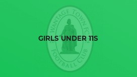 Girls Under 11s