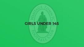 Girls Under 14s