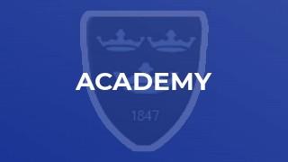 Academy win at Washington