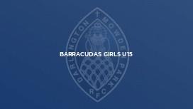 Barracudas Girls U15