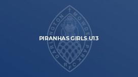 Piranhas Girls U13