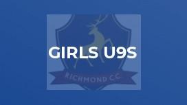 Girls u9s