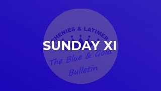 Sunday XI
